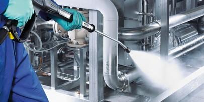 Empresa de limpieza industrial en Bilbao
