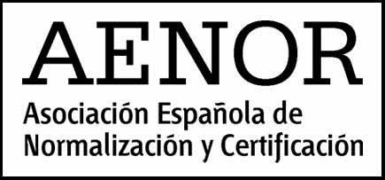 Logo AENOR - Calidad Ambiental Interior en Hostelería