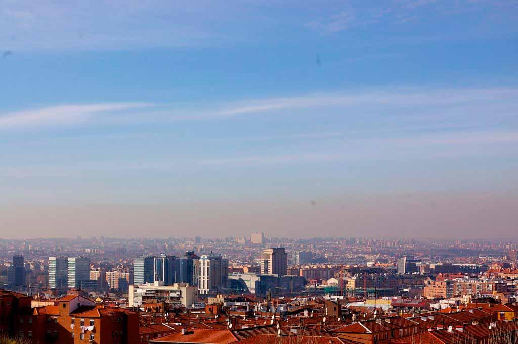 Salud Ambiental Contaminacion en ciudades