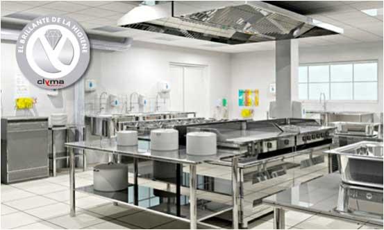 Limpieza de cocinas colectivas- restaurantes,comedores
