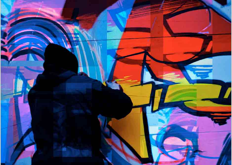 Empresa de limpieza de graffitis en bilbao
