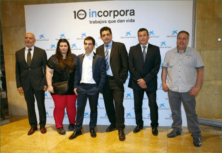 CLYMAGRUP-Premio Incorpora de La Caixa