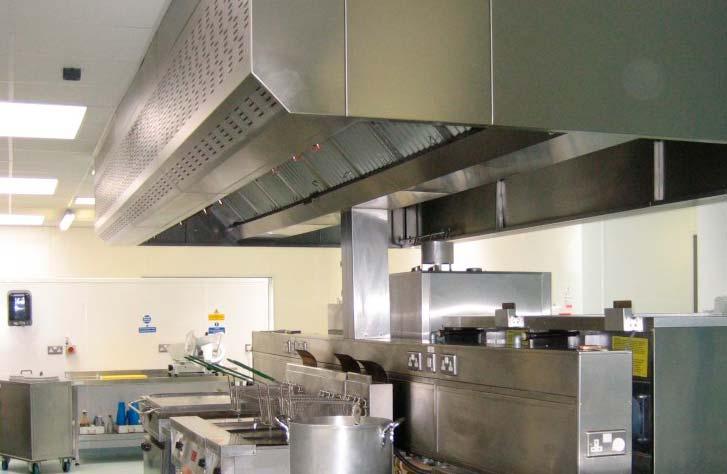Limpieza de campanas y sistemas de extraccion - Clymagrup