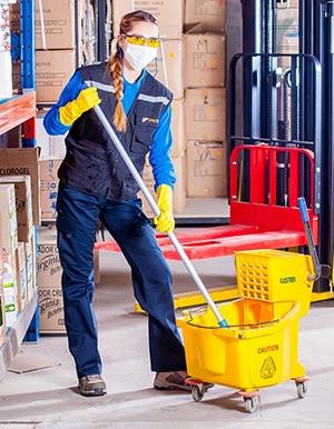 Contratar una empresa de limpieza profesional