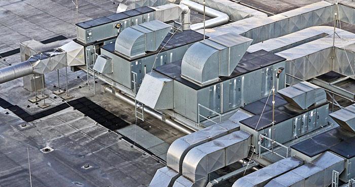 Limpieza de aparatos de aire acondicionado