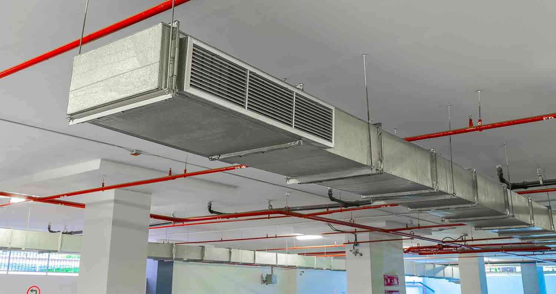 Limpieza de conductos de ventilación y aire acondicionado 6
