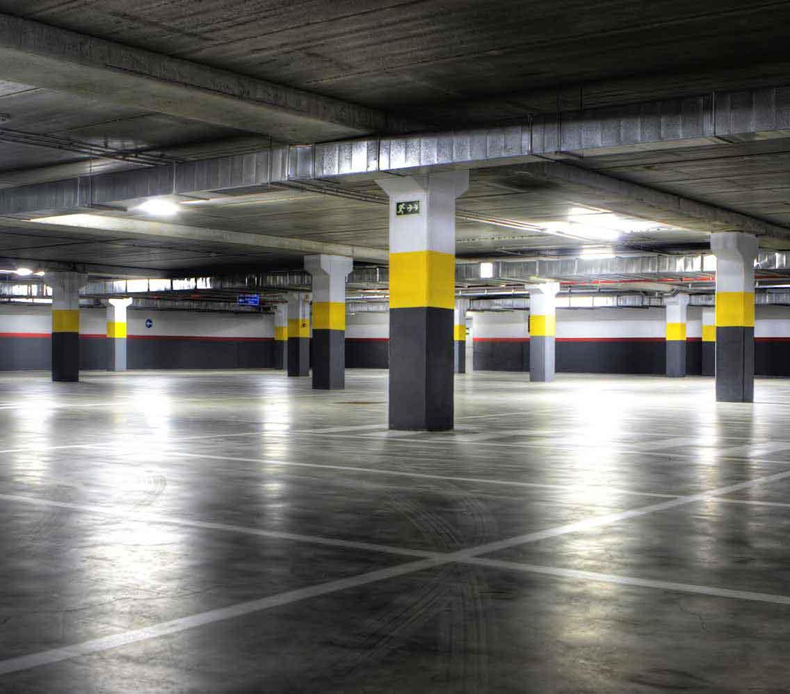 Limpieza de garajes y aparcamientos 5