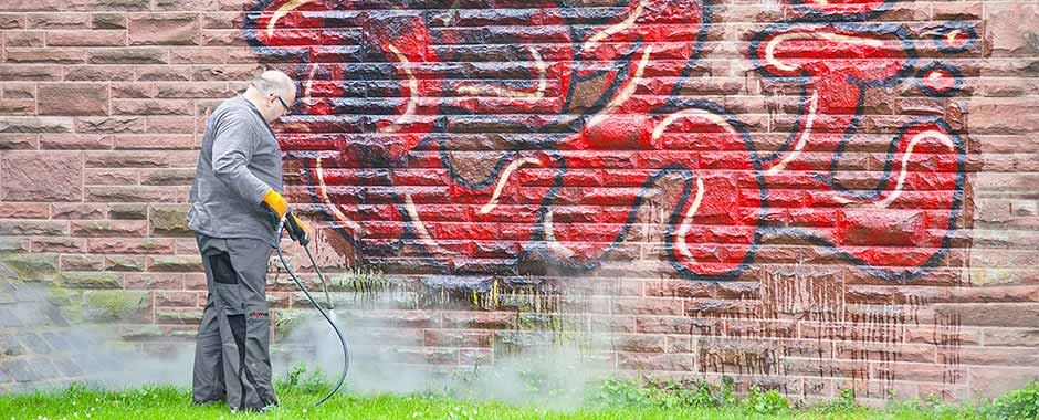 Limpieza de graffitis 5