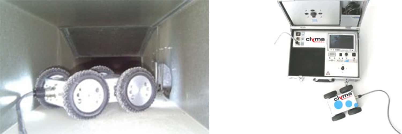 Limpieza de conductos de ventilación y aire acondicionado 7