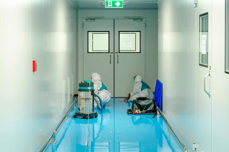 Limpieza de hospitales 5