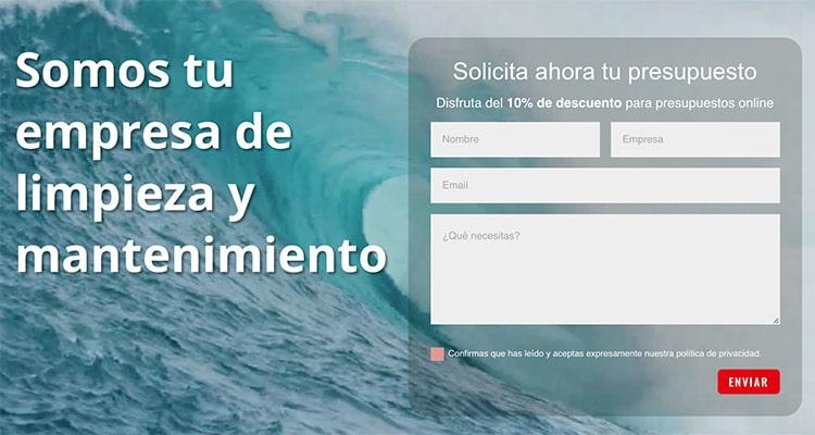 Nueva web Clyma
