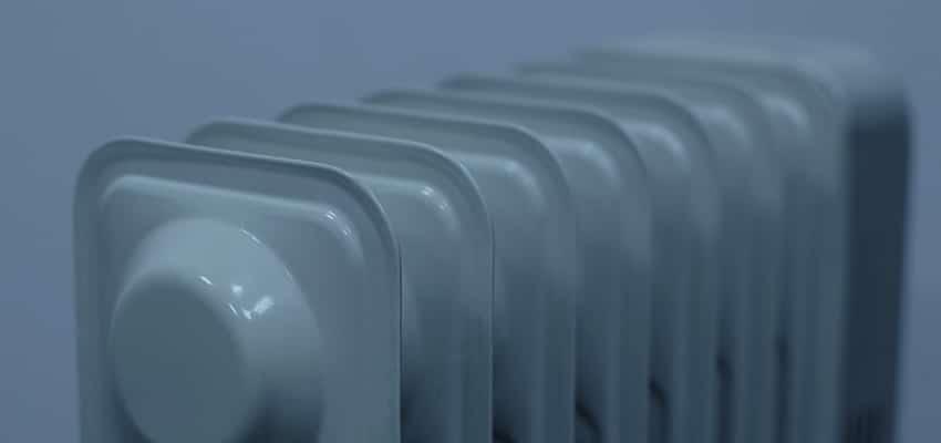 Limpiar los radiadores de la calefacción