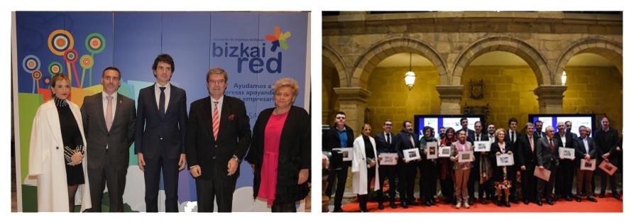 Premios Bizkaia Sarean 2019